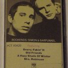 "Cassette Tape ""Simon & Garfunkel"" BookEnds RARE"