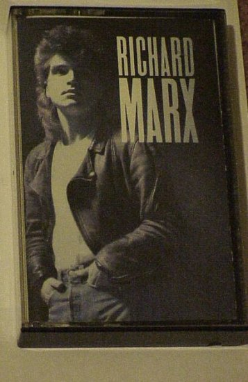Richard Marx - Richard Marx (Cassette 1991)