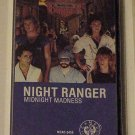 Midnight Madness - Night Ranger (Cassette 1983)