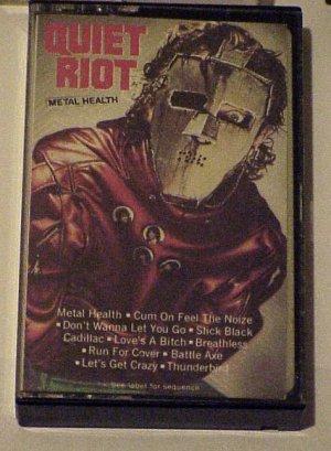 Metal Health - Quiet Riot (Cassette 1983)