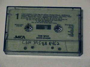 Hooligans - The Who (Cassette)