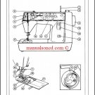 Singer Genie 353, 354 Sewing Machine Service Manual
