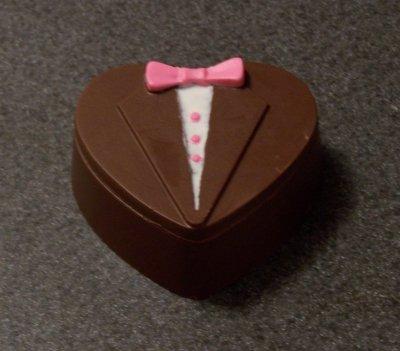 Chocolate Tux Box