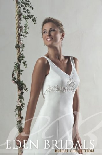 Eden Bridals Wedding Dress - Style 2162