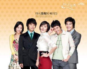 Korean drama dvd: Witch yoo hee, english subtitles