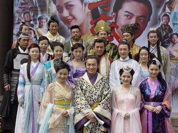 Chinese drama dvd: My bratty princess, english subtitles