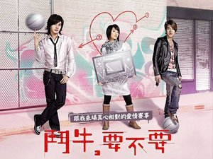 Taiwan drama dvd: Bullfighting, english subtitles