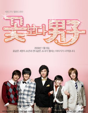 Korean drama dvd: Boys over flowers, english subtitles