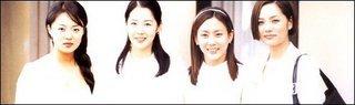 Korean drama dvd: Four Sisters, english subtitles