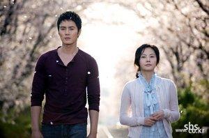 Korean drama dvd: Snow in august, english subtitles