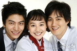 Korean drama dvd: Love truly a.k.a. I really really like you, english subtitles