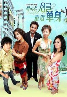 Korean drama dvd: Single again, english subtitles