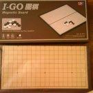 I-go magnetic game board, complete set