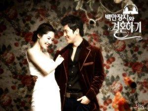 Korean drama dvd: To marry a  millionaire, english subtitles