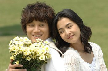 Korean drama dvd: Flowers for my life, english subtitles