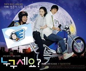 Korean drama dvd: Who are you?, english subtitles