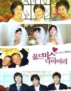 Korean Drama DVD: Old miss diary, english subtitles
