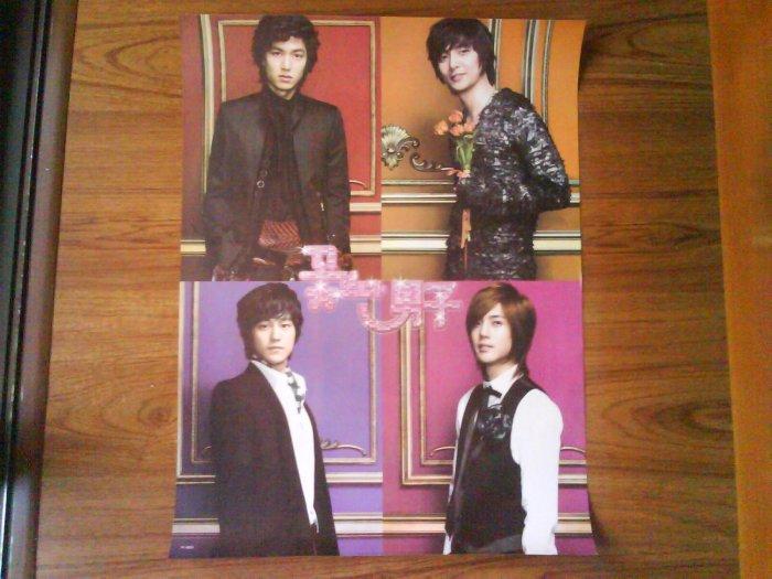 Korean drama Boys over flowers poster #9
