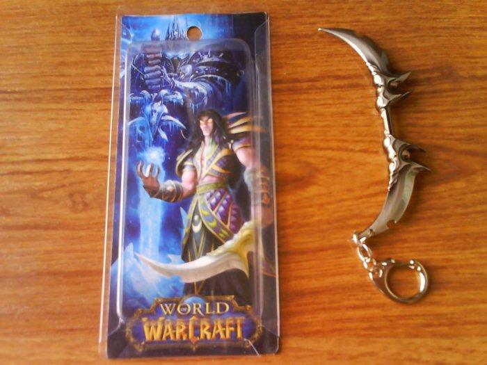 Anime World Of Warcraft Key Chain/Ring #4