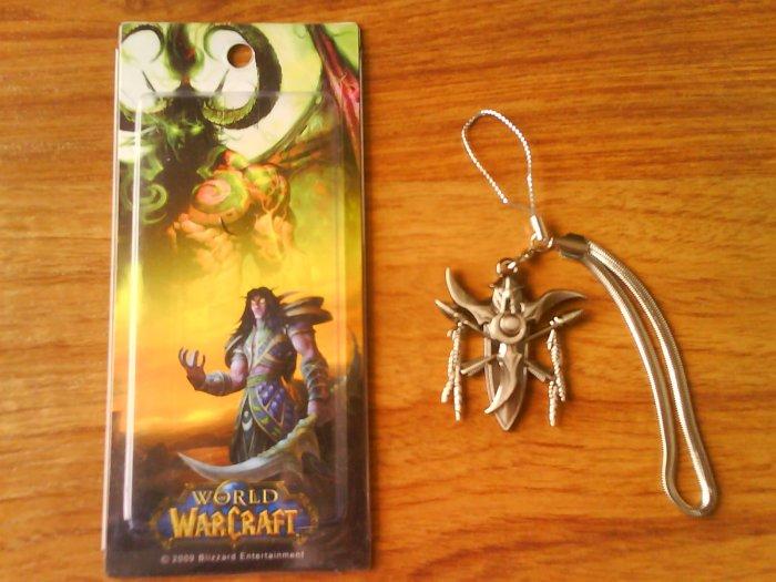 Anime World Of Warcraft Key Chain/Ring #10