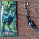Anime World of Warcraft Key Chain/Ring #1