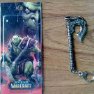 Anime World of Warcraft Key Chain/Ring #2