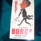 The Best of Victor Borge Home video Act one and two