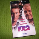 FX2 Bryan Brown Brian Dennehy vhs video