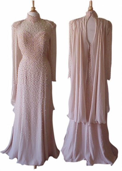 Darius Couture   Plus Size Mother of the Bride Dresses   Long Sleeve Gowns