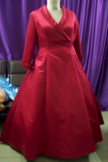 Darius Cordell Plus Size Evening Gowns & Satin Dresses