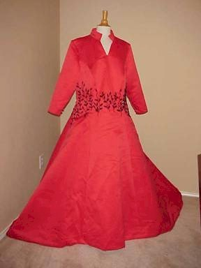 x Fashion Ltd | Red Ball Gowns | Plus Size Evening Dresses