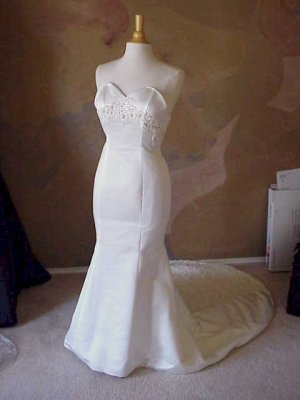 #CB240 - Strapless Wedding Dresses | Darius Cordell Fashion Ltd | Couture Designs