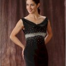 Dress Designer | Style #2103 - Black Formal Gowns | Beaded Evening Dresses