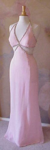 Dress Designer | #3020 - Pink Evening Dresses - Designer Pageant Gowns