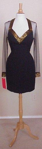Dress Designer | Style #3310 - Long Sleeve Party Dresses