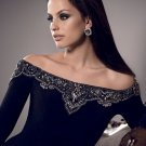 x #L37 Long Sleeve Evening Dresses, Mother of BRide
