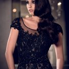 x #L61 Short Sleeve Evening Dresses