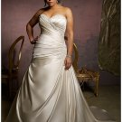 x #B2013 - Plus Size Wedding Gowns