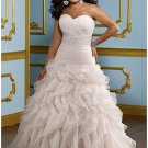 Cordell Couture #B2017 - Strapless Plus Size Wedding Dresses
