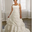 Darius Cordell Wedding - One Shoulder Wedding Dresses for Plus Size Brides