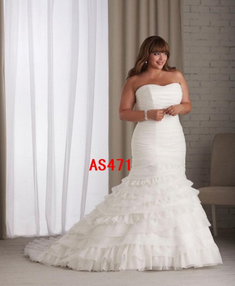 Darius Cordell Bridal - Plus Size Destination Wedding Dresses