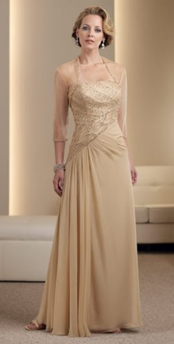 Style #111962 - custom made mother of bride dresses