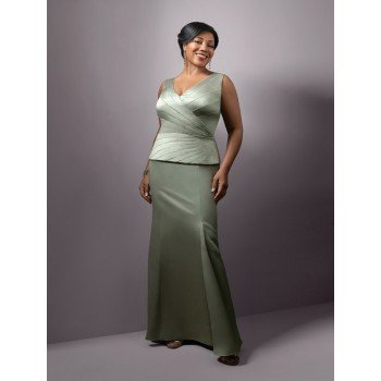 #2013-M59 x | Plus Size Mother of The Groom Dresses