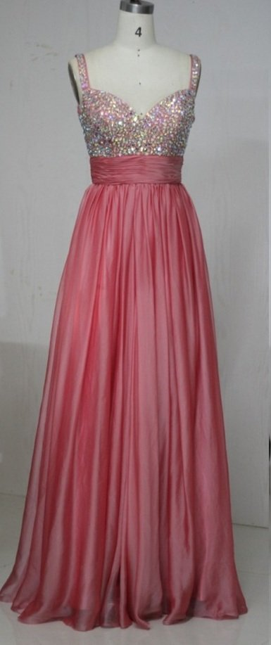 #MH14003 x - Plus Size Prom Dresses, Empire Waist Evening Gowns