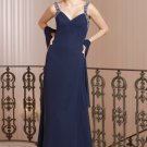#LE063 Dark Blue Formal Dresses - Special Occasion Dresses