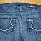 Rock & Republic skinny Ciggy Radial jeans crops capris 26