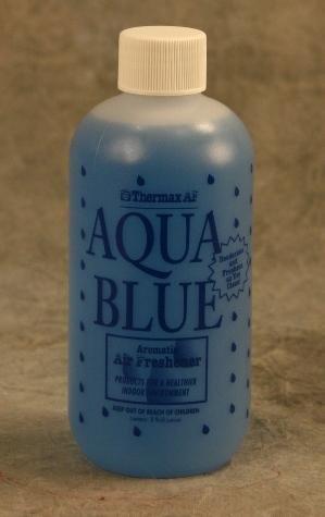 8 oz. Aqua Blue Aromatic Air Freshener THERMAXONLINE.COM THERMAX PENSACOLA