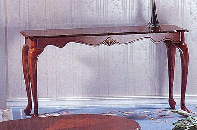 Queen Anne Console - Sofa Table