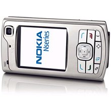 Nokia N80 Quad Band GSM Phone