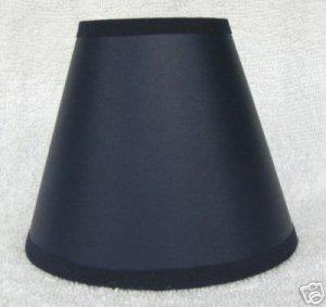 new navy blue paper mini chandelier lamp shade. Black Bedroom Furniture Sets. Home Design Ideas